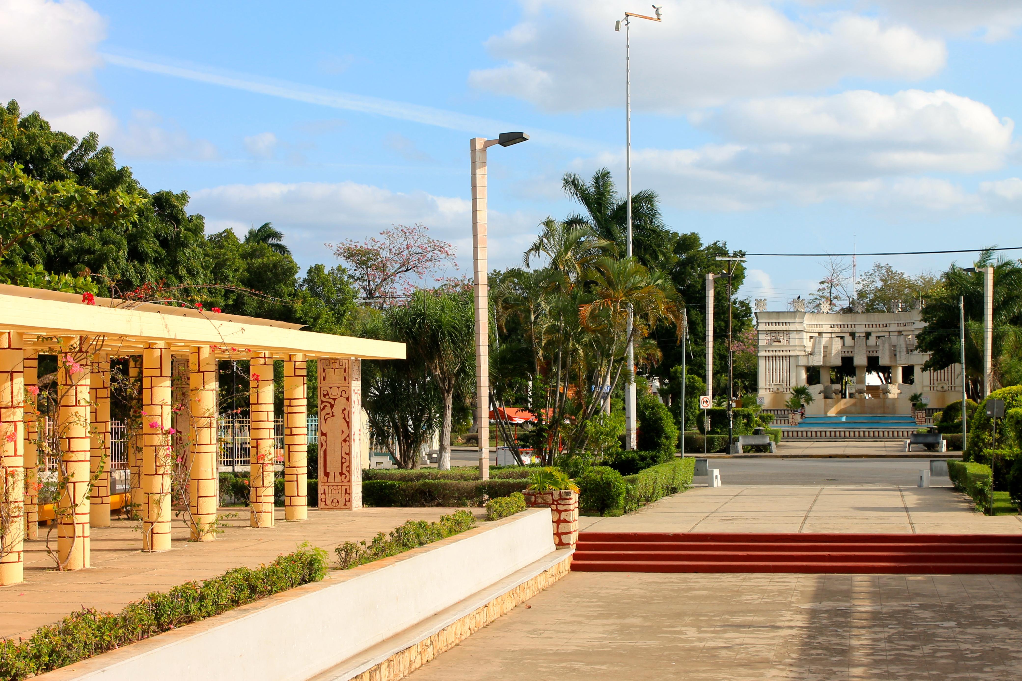 Hotel De Las Americas Parque De Las Americas Merida Yucatantastic