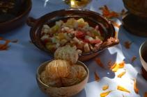 Xek - jicama, orange with lime and chilli
